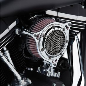 Cobra Chrome/Chrome Air Cleaner  - 606-101-05