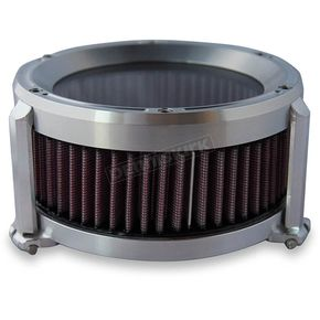 Trask Raw Cut Assault Charge High-Flow Air Cleaner - TM-1023R