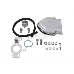 V-Twin Manufacturing V-Charger Air Cleaner Kit - 34-0583