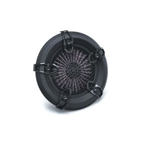 Satin Black Revolt Air Cleaner Kit - 9626