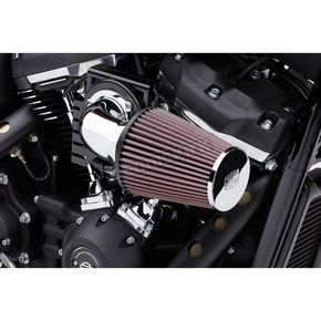 Chrome Cone Air Intake Kit  - 606-0104-06
