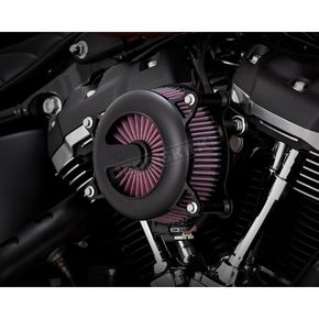 Wrinkle Black VO2 Rogue Air Intake - 40081
