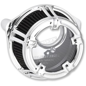 Chrome Method Clear Series Air Cleaner - 18-970