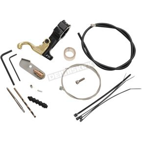 Full Throttle Inc. Goldfinger Left Hand ATV Hand Throttle Kit - 007-1011A