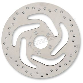 Drag Specialties Front 11.8 in. Stainless Steel Brake Rotor - 1710-3049