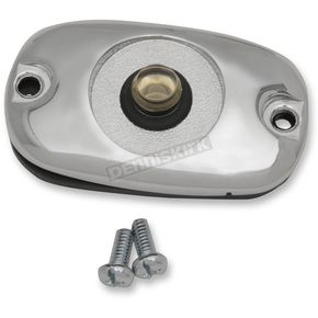 Drag Specialties Rear Master Cylinder Cover - 1731-0542