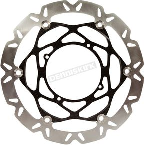 EBC Honda SMX Carbon Look Brake Rotor Kit - SMX6001