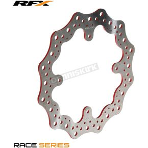 Moose Red Rear RFX Rotor - 1711-1360