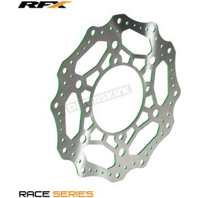 Moose Green Front RFX Rotor - 1711-1366