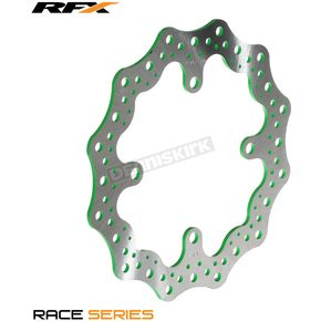 Moose Green Rear RFX Rotor - 1711-1368