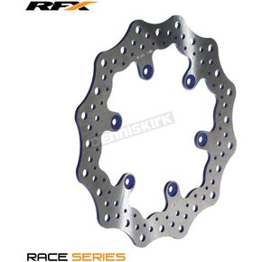 Moose Blue Rear RFX Rotor - 1711-1380
