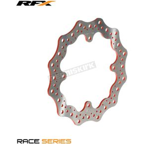Moose Orange Rear RFX Rotor - 1711-1387
