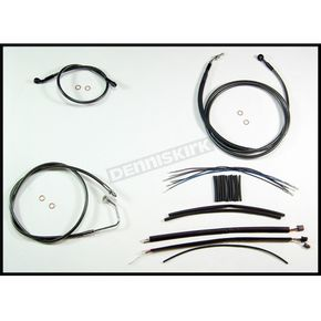 Magnum Black Pearl BP Handlebar Installation Kit for 18