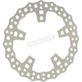11.8 in. Rear Jagged Brake Rotor - 02-785