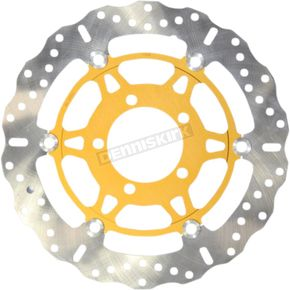 Front XC Contour Floating Brake Rotor - MD4155XC