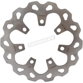 Semi-Floating Front Wave Brake Rotor For H-D Chisel & Slicer Wheel - DF932W