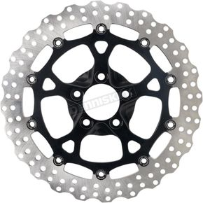 Black Ops Two-Piece Front Dominator Brake Rotor - 0133-3059S-B