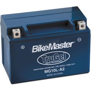 TruGel 12-Volt Battery - MG10L-A2