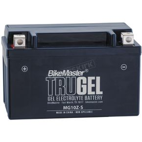 TruGel 12-Volt Battery - MG10Z-S