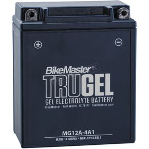 TruGel 12-Volt Battery - MG12A-4A1