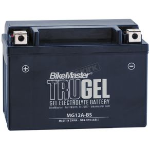 TruGel 12-Volt Battery - MG12A-BS