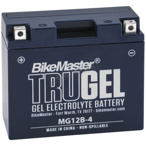 TruGel 12-Volt Battery - MG12B-4