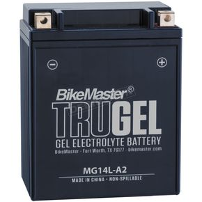 TruGel 12-Volt Battery - MG14L-A2