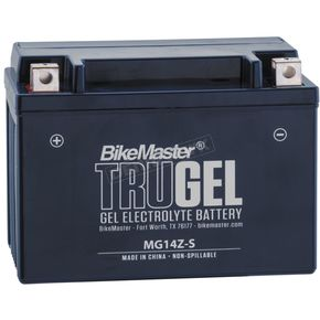 TruGel 12-Volt Battery - MG14Z-S
