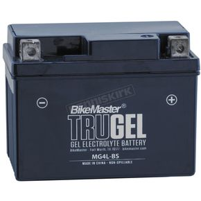 TruGel 12-Volt Battery - MG4L-BS