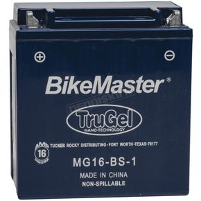 TruGel 12-Volt Battery - MG16-BS-1