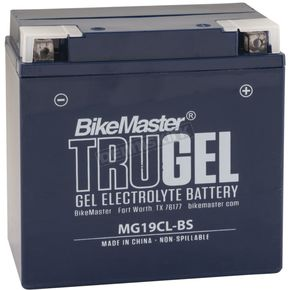 TruGel 12-Volt Battery - MG19CL-BS