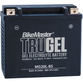 TruGel 12-Volt Battery - MG20L-BS