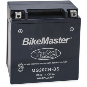 TruGel 12-Volt Battery - MG20CH-BS