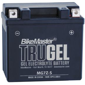 TruGel 12-Volt Battery - MG7Z-S