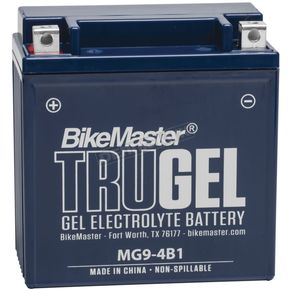 TruGel 12-Volt Battery - MG9-4B1