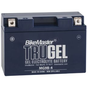 TruGel 12-Volt Battery - MG9B-4