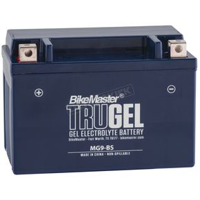 TruGel 12-Volt Battery - MG9-BS