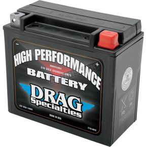 High Performance 12-Volt AGM Battery - 2113-0012