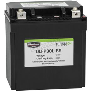 Lithium Ion Battery - DLFP-30L-BS