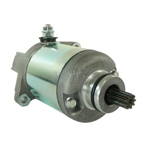 Parts Unlimited Starter Motor - SCH0019