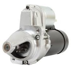 Parts Unlimited Starter Motor - SPR0017