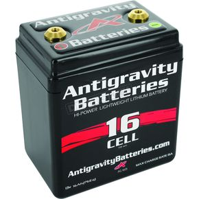 16 Cell Lithium Battery - AG-1601