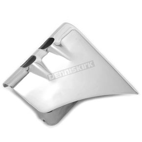 V-Twin Manufacturing Chrome Tear Drop Coil Cover - 42-9949