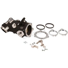 S&S Cycle 66mm Throttle Hog Cable-Operated Throttle Body - 170-0341