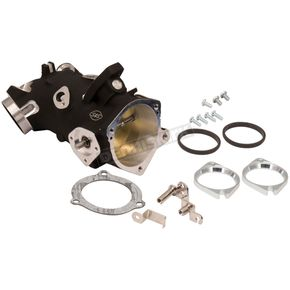 S&S Cycle 58mm Throttle Hog Cable-Operated Throttle Body - 170-0346
