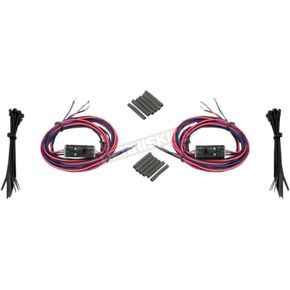 Custom Dynamics Quick Disconnect LED Wiring Harness - CD-WQBDL-1