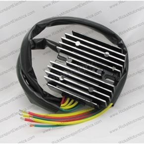 Universal Permanent Magnet Lithium Ion Battery Compatible Rectifier Regulator - 14-515