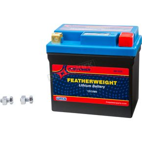 Featherweight Lithium Battery - HJTZ7S-FPP-IL