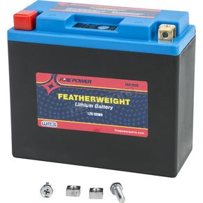 Featherweight Lithium Battery - HJT12B-FPP