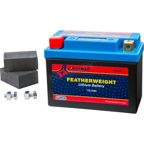 Featherweight Lithium Battery - HJB7B-FP-IL
